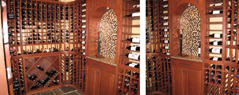 Wine Cellar Builder CA