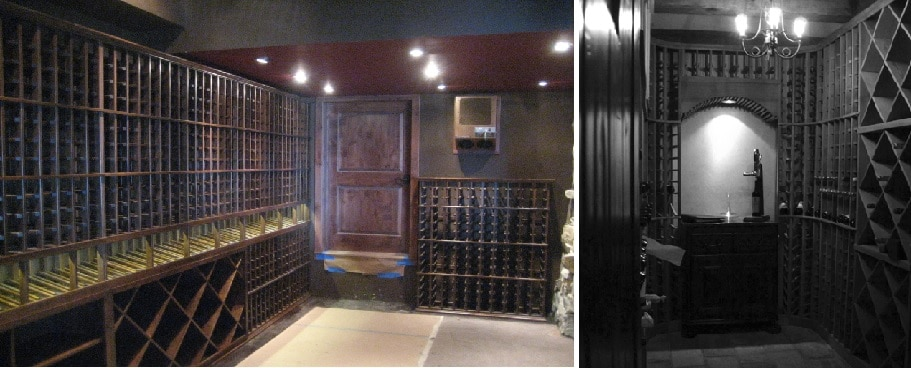 Custom Wine Cellars Los Angeles Projects In Other Locations