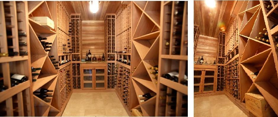 Wine cellars by Coastal