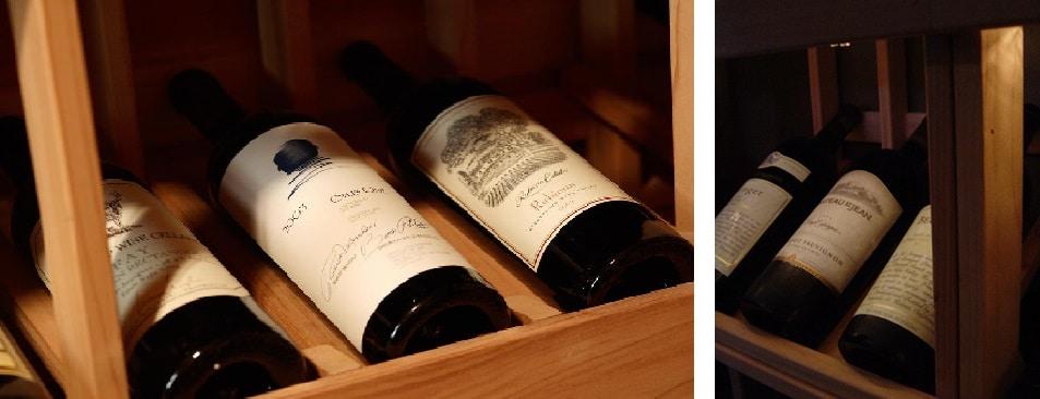 Wines in California