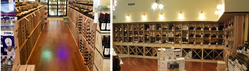 Commerical Wine Storage Solution