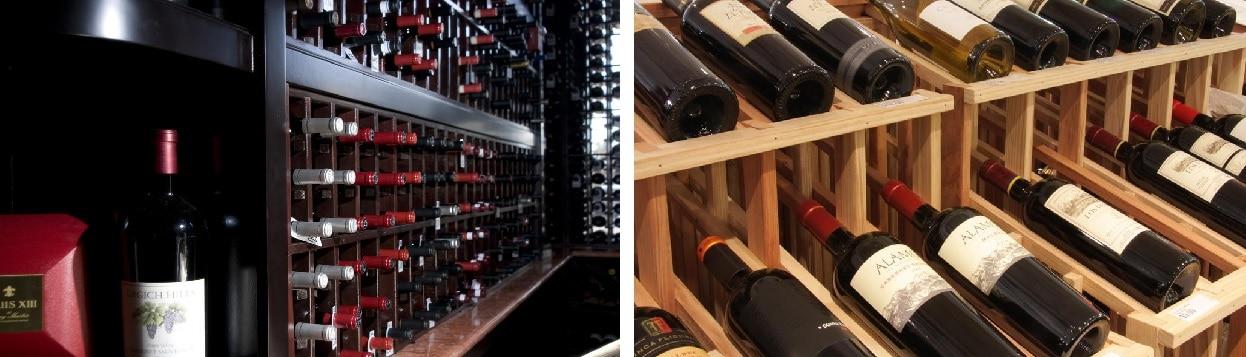 Wine Cellars in California