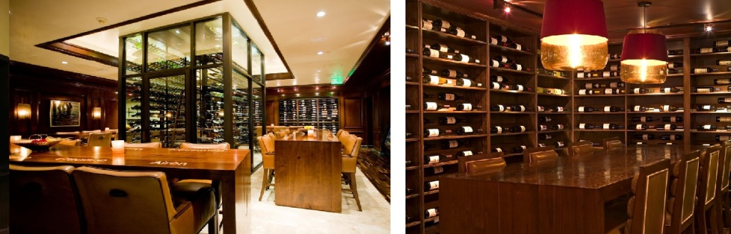 WIne Cellars built at home