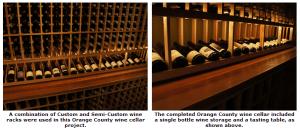 Residential Wine Cellars California
