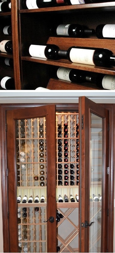 How wine is stored affects how wine tastes. Wine cellars are an ideal wine storage solution. Beside cellars, wine corks also play a vital role.