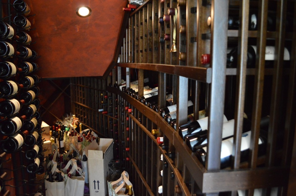 Wine Cellars Los Angeles - Who's been Shopping California?