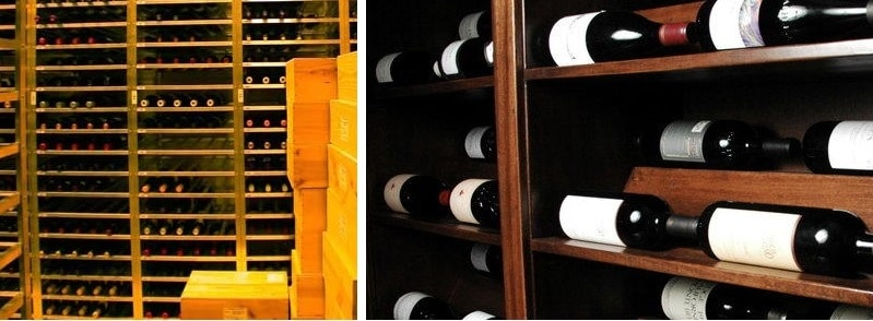 Various Types of Wines in California.
