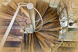 Nautical Timbers Hardwood Flooring - Ideal for Wine Cellars