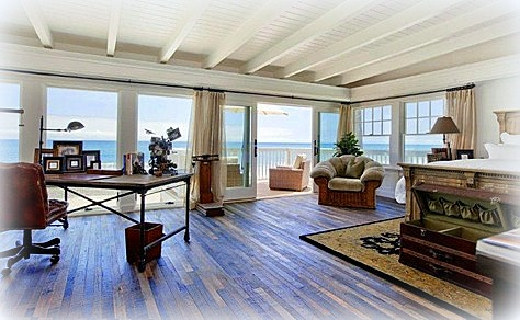 Nautical Timbers - Custom Wine Cellar Flooring
