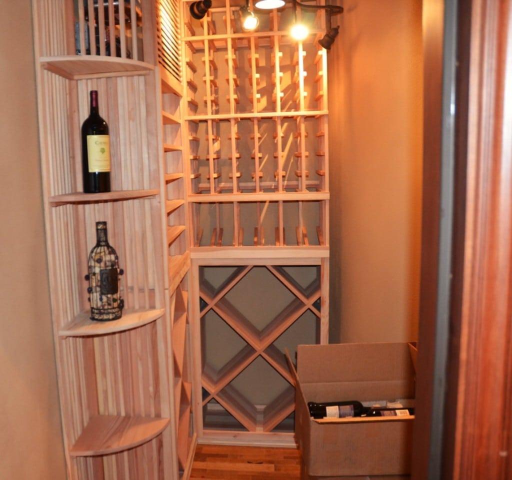 Custom Wine Cellars California Coto De Caza Project
