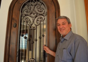 Tuscan Wine Cellar Door - Wine Room Conversion