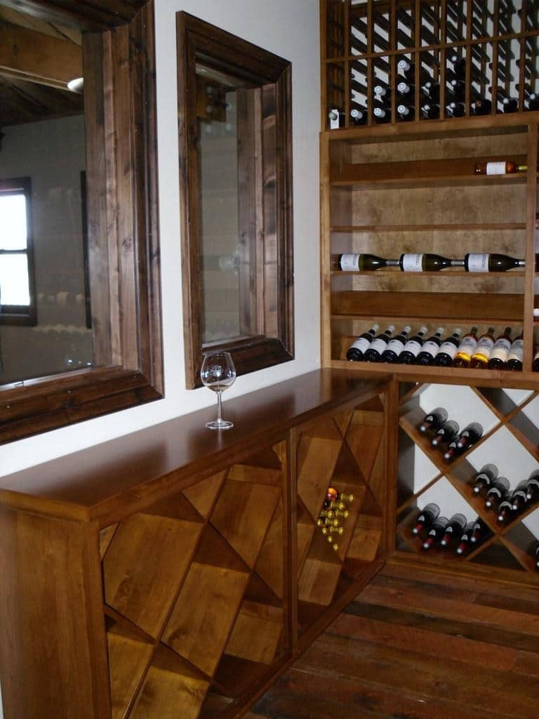 Click here to read more about wine racks for varying wine bottle sizes!
