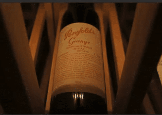 First Bottle in the Wine Cellar