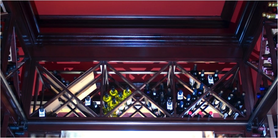 Custom Wine Racks by Los Angeles Custom Wine Cellars