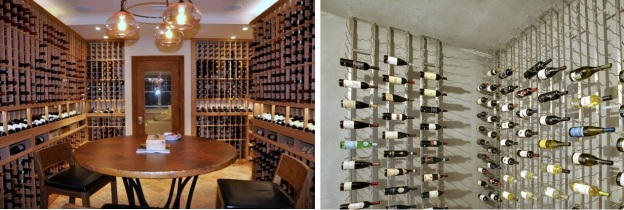 California Wine Cellars – Traditional or Contemporary Style?