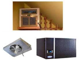 Cellar Cooling Systems in LA
