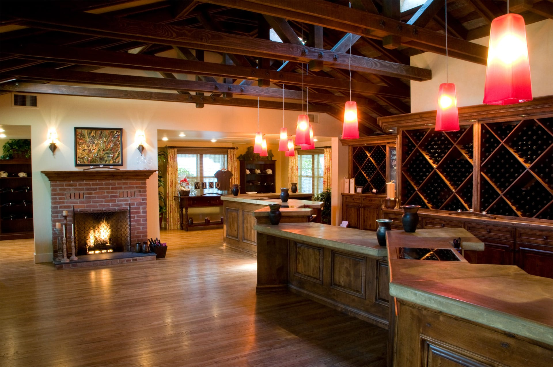 Wine Cellar Lighting Options in California