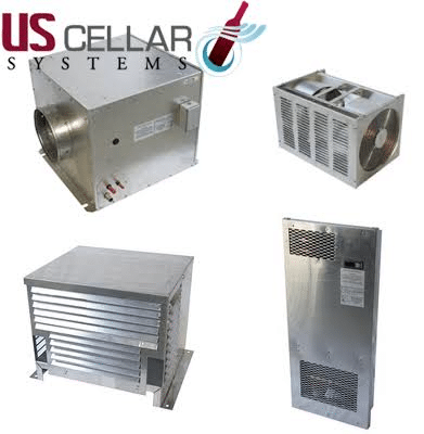 Wine Cellar Cooling Units by US Cellars