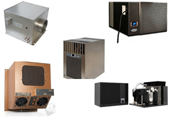 Different Wine Cellar Cooling Units in CA
