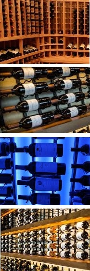 Wine Racks California