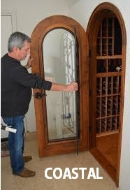 Wine Cellar Doors in CA
