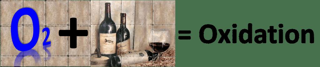 <center>Oxygen + Wine</center>