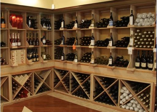 Wine Racks for All Bottle Sizes