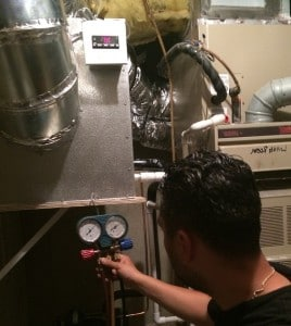Wine Cabinets Cooling Systems Installation
