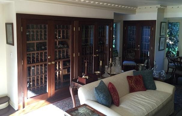 Wine Cellar Cabinets Beverly Hills California