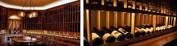 Wine cellar lighting fixtures CA