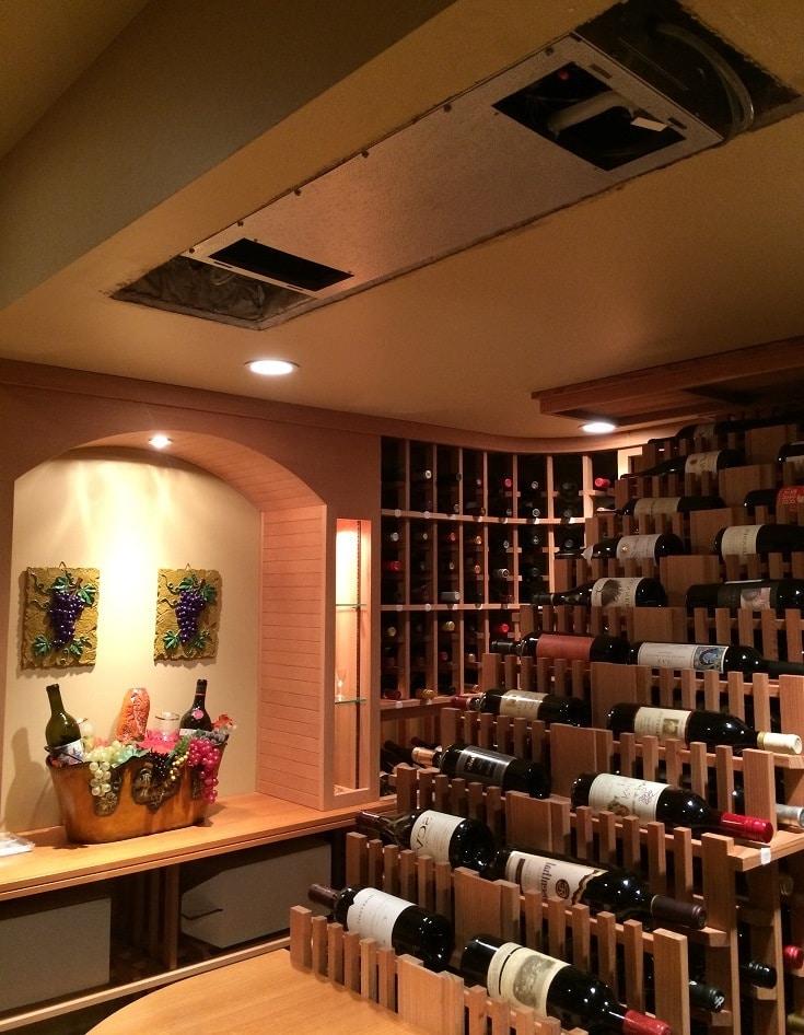 Wine Cellar Refrigeration Los Angeles