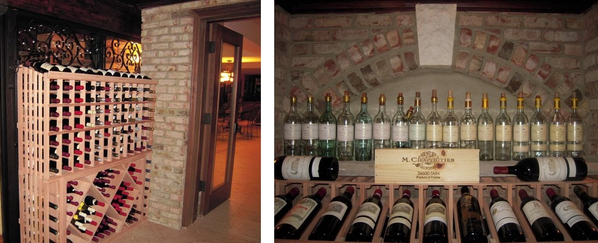 Custom Wine Racks Manufactured by Experts in California