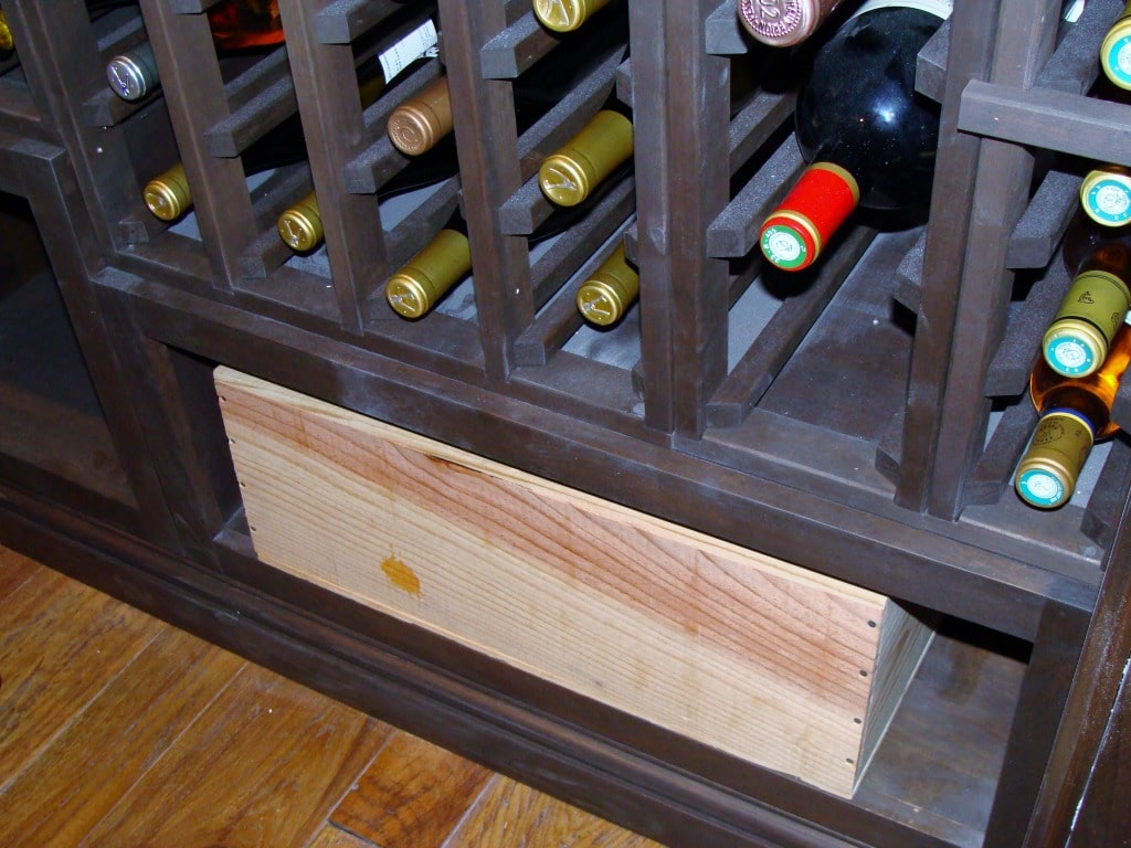 los angeles custom wine cellars storage