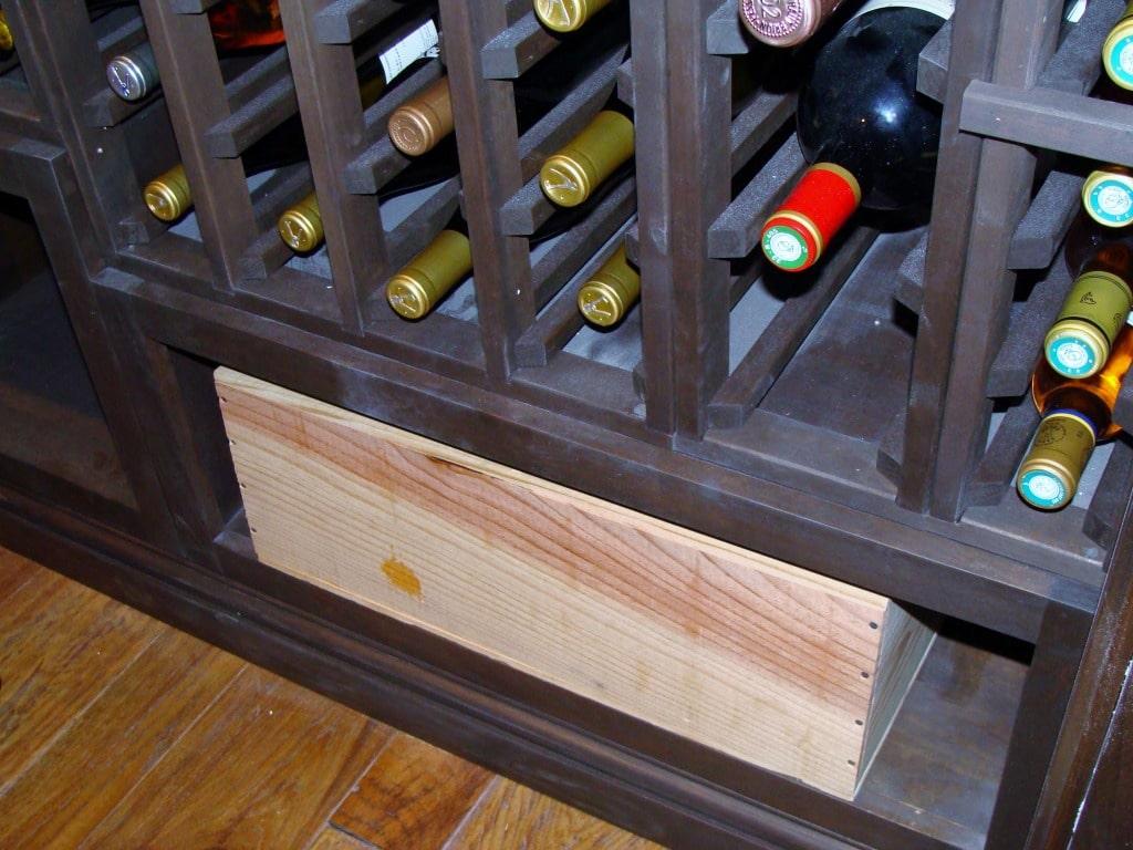 los angeles custom wine cellars storage