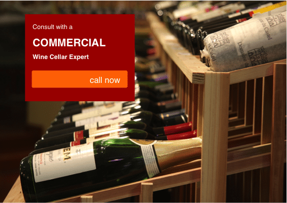 Consult with a Commercial Wine Cellar Design Expert