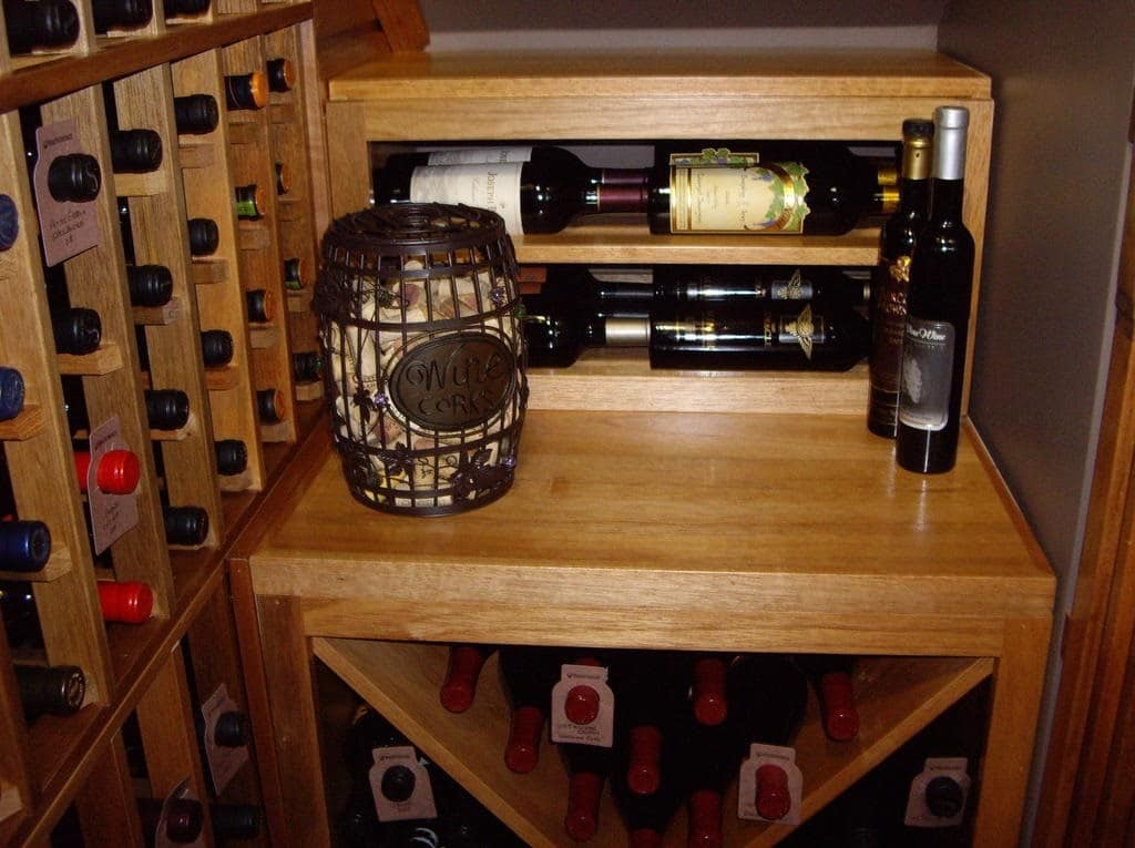 Learn more about wine cellar construction!