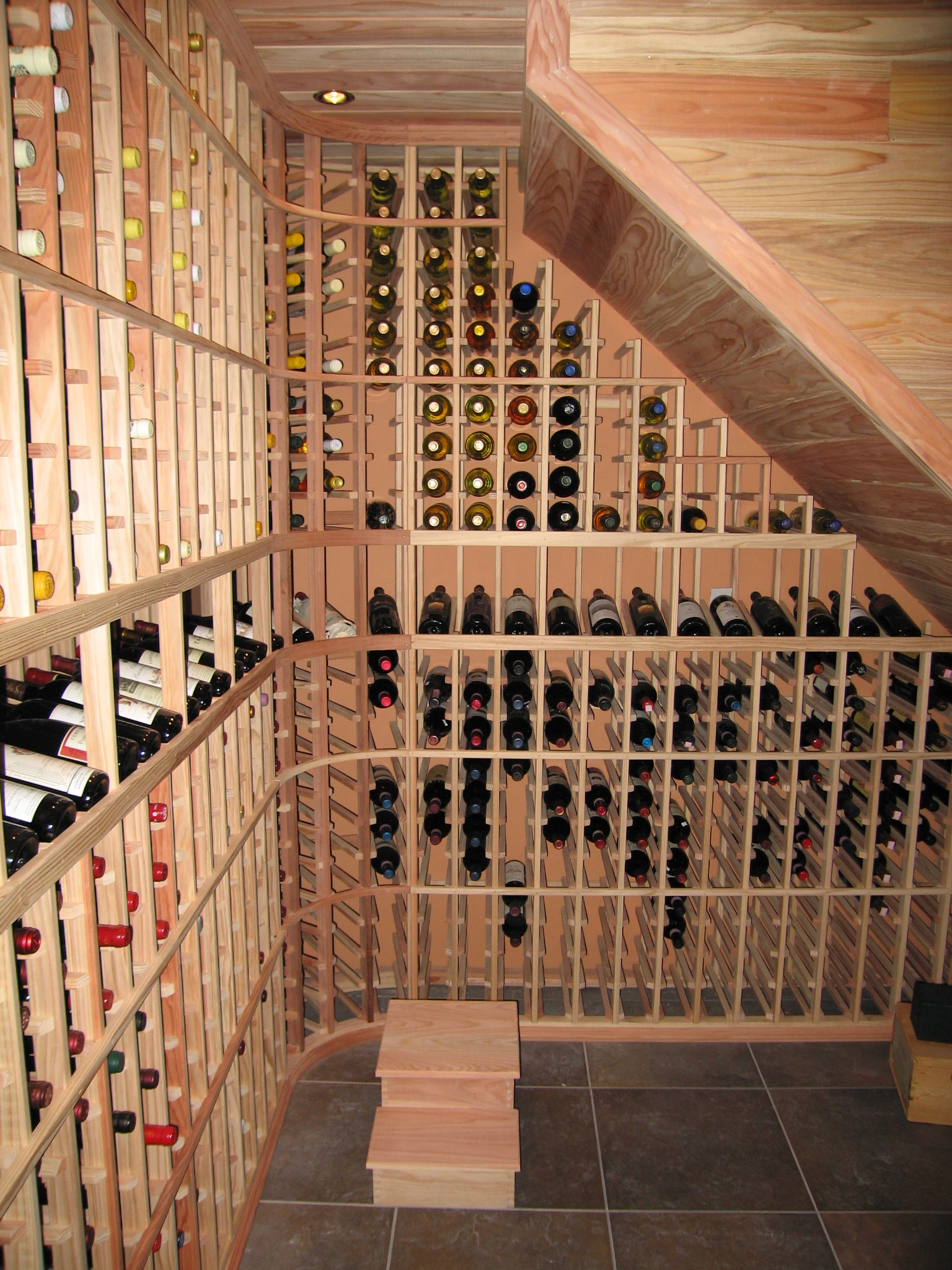 A properly installed wine cellar flooring is necessary to create an effective climate-controlled environment & Special WINE CELLAR **Flooring** for Your Home or Business