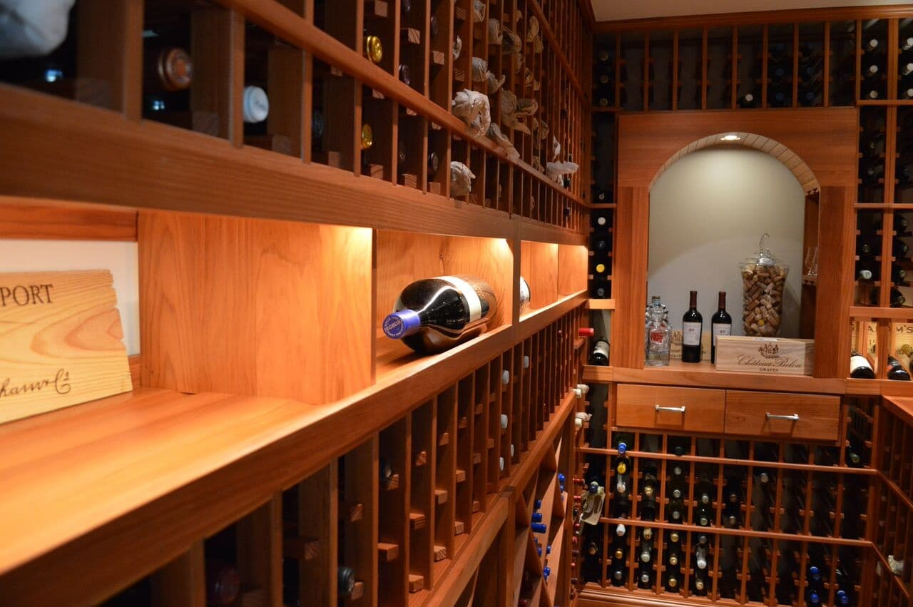 click for a larger image - Wine Racks For Sale