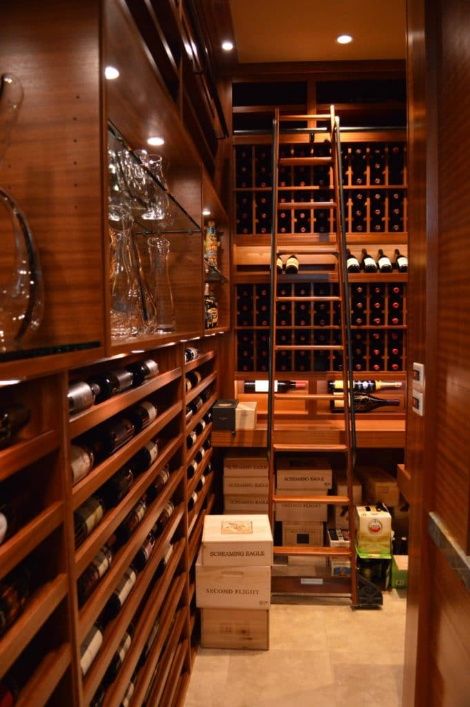 Hook Ladder Wine Cellar Project Los Angeles CA