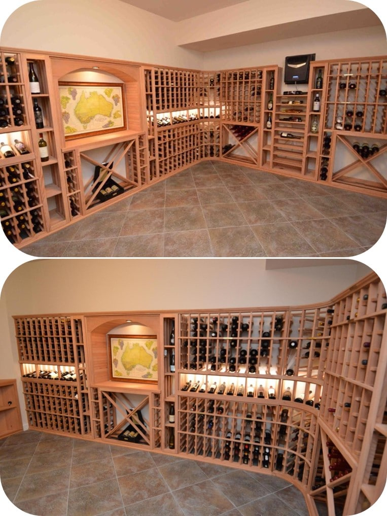 A Refrigerated Wine Cellar Will Keep Your Wine in Their Best Condition