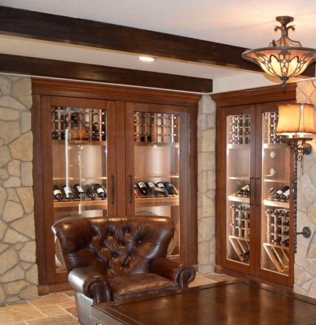 We Use High-Grade Wine Cellar Refrigeration Units from Top-Notch Brands