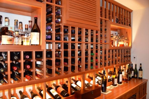 Read about wine cellar cooling - tips on aging wine!