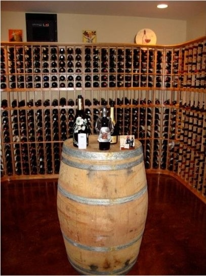 Click for other uses of wine barrels!
