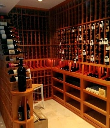 A Residential Custom Wine Cellar Ensures That Your Prized Wines are Stored Safely at Home – Hire a Builder in Brentwood California!