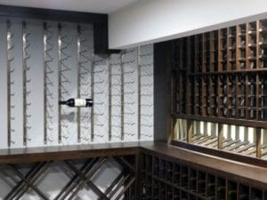 Read more about contemporary wine cellars here!