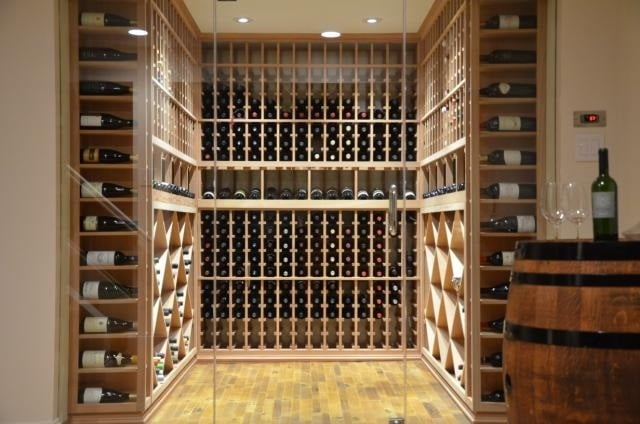 Working with a Wine Room Design Expert Will Benefit You