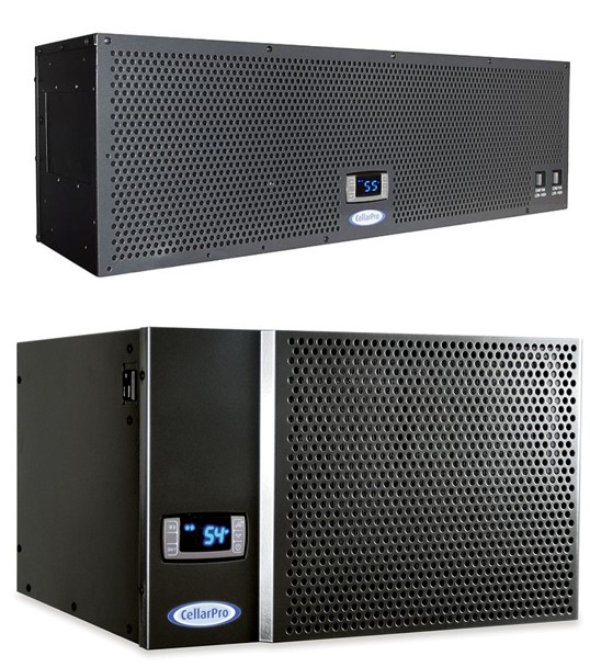 Self-Contained CellarPro Wine Cellar Refrigeration Units Offered by Los Angeles Experts