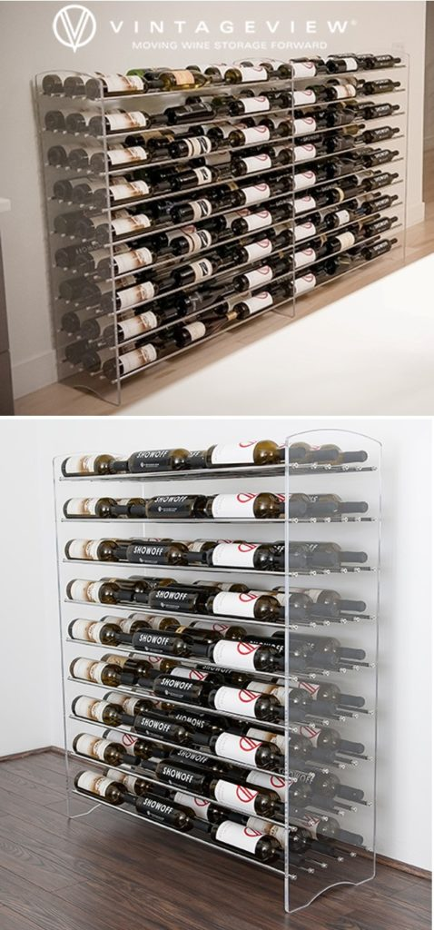 VintageView Evolution Series Contemporary Wine Cellar Racks