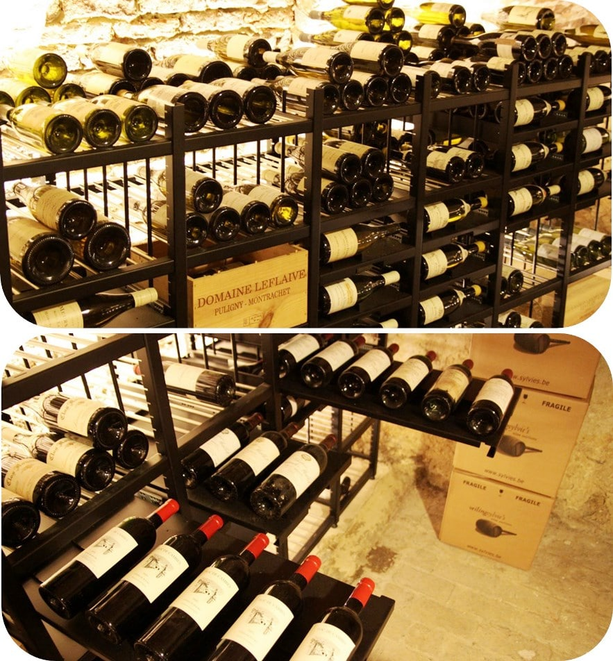 Degre 12 Commercial Wine Racks are Ideal for Massive Wine Storage