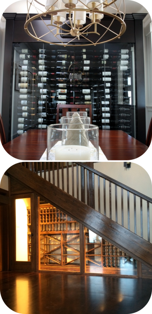 Elegant Wine Cellars Built by Specialists in Wine Room Design